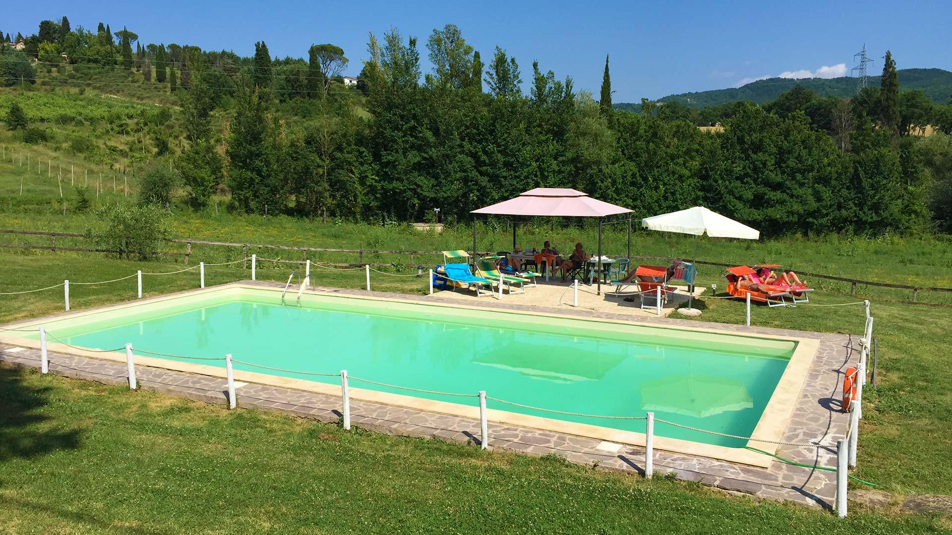 Agriturismo biologico a citt di castello in umbria - San giovanni in persiceto piscina ...